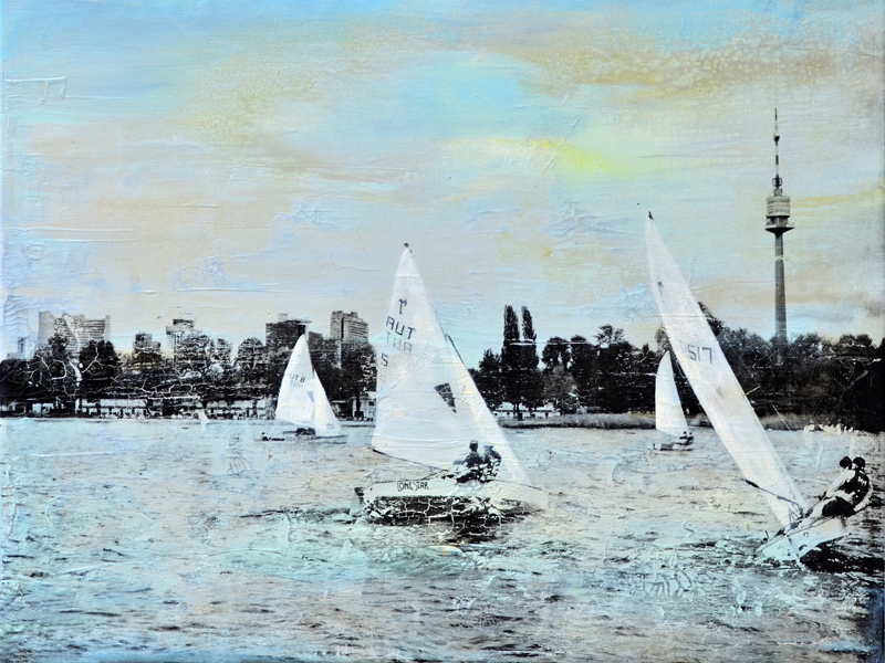 old danube regatta